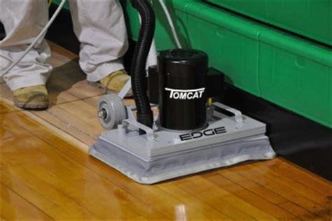 sanding machine dust free wood floor sanding system uk tomcat