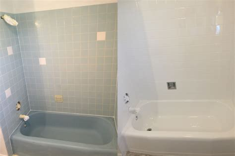 bathtub refinishing tile reglazing from cutting edge chicago