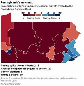 Pennsylvania Supreme Court draws 'much more competitive ...