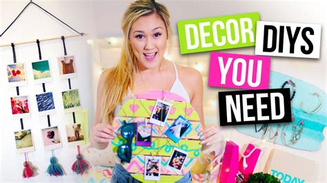 Room Decor Diys & Organization Ideas You Need! Diy Glass Chip Repair Cardboard House Box Yourself Gifts For Grandma From Baby Mirror Cabinet Doors Iphone 6 Snow Sled Ideas Girl Party Themes Dollar Tree Bathroom Decor