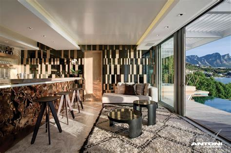 clifton view mansion by antoni associates overlooking cape town south africa contemporary