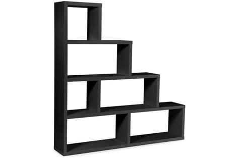 etag 232 re escalier 6 compartiments stairway noir design pas cher sur sofactory