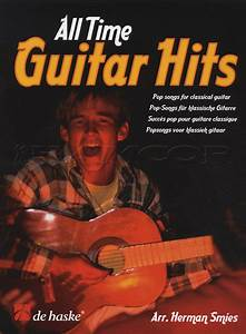 All Time Guitar Hits Pop Songs for Classical Guitar | Hamcor