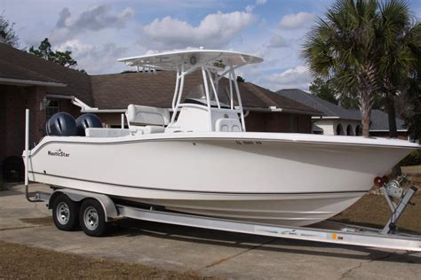 Nautic Star Boats For Sale by Nautic Star 2500 Offshore Boats For Sale In Florida