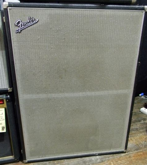 fender bassman 2x15 cabinet 1969 image 696598 audiofanzine