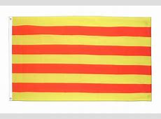 Buy Catalonia Flag 3x5 ft 90x150 cm RoyalFlags