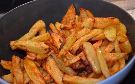 recette frites quot maison quot sans friteuse 233 conomique gt cuisine 201 tudiant