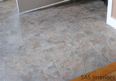 diy how to install groutable vinyl floor tile projects to do
