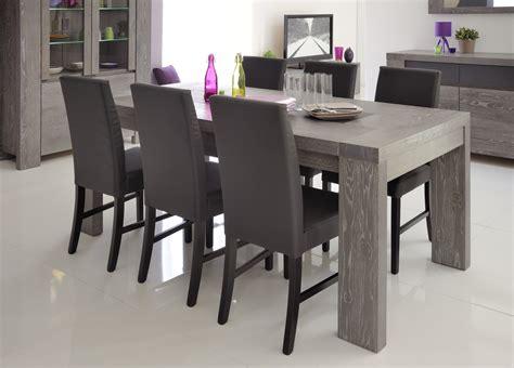 table de salle 224 manger contemporaine extensible ch 234 ne