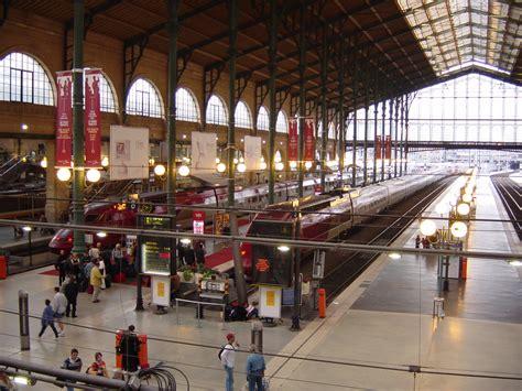 gare du nord futur p 244 le tertiaire europ 233 en de l est parisien