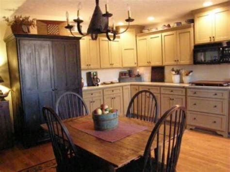 primitive colonial kitchen quot forever quot home ideas