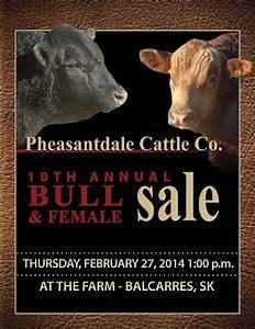 Pheasantdale Cattle Co 10th Annual Bull & Female Slae by ...