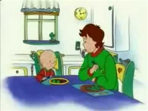 ytp caillou hates small children