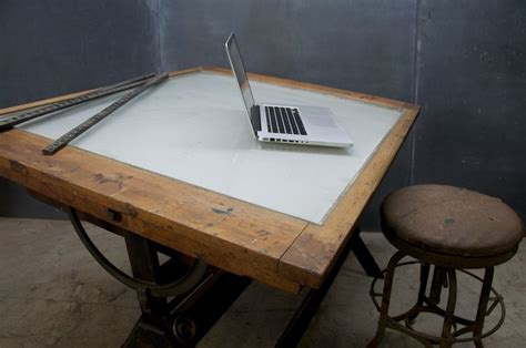 Architect's Drafting Light Table  Factory 20. Corner Breakfast Table. Reclaimed Wood Accent Table. Bench For Dining Table. Black Bedroom Desk. Used Steelcase Desk. Unfinished Desks. 36 X 36 Table. Mid Size Ping Pong Table