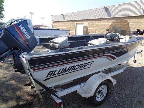 Used Boat Motors North Dakota by Alumacraft 165 Boats For Sale In North Dakota