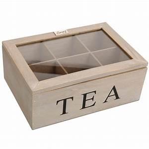 Tee Aufbewahrung Wand : 1 holz teebox teekiste holzbox braun sichtfenster teebeutelbox tee aufbewahrung ebay ~ Markanthonyermac.com Haus und Dekorationen