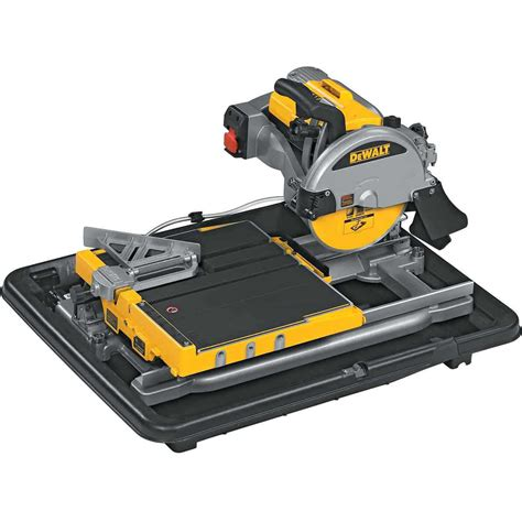 dewalt d24000 tile saw contractors direct