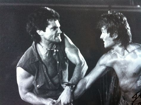 Road House As Jimmy Reno With Patrick Swayze