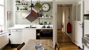 1 Zimmer Wohnung Einrichten Tipps : kleine k chen gestalten und planen tipps zum einrichten ~ Markanthonyermac.com Haus und Dekorationen