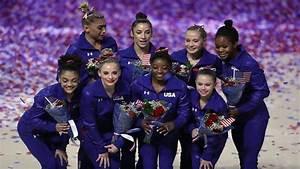 USA women's Olympic gymnastics team named