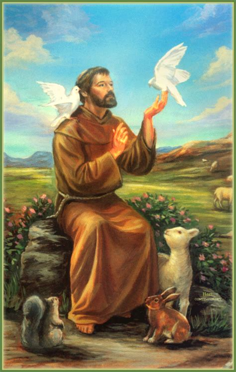 freebie fridays celebrating the feast of st francis of assisi truly rich and blessed