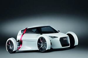 Audi Will Launch an Ultra-Efficient City Car Concept in ...