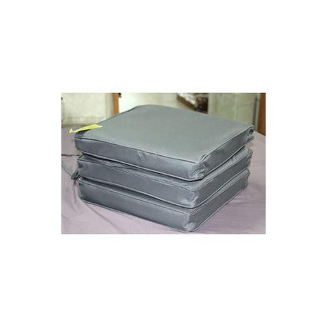galette de chaise impermeable pour 28 images galette de chaise impermeable 38 x 38 cm