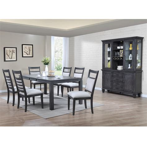 East Lane 7 Piece Dining Room (table With 6 Side Chairs