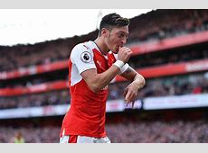 Mesut Ozil explains the meaning behind his Arsenal