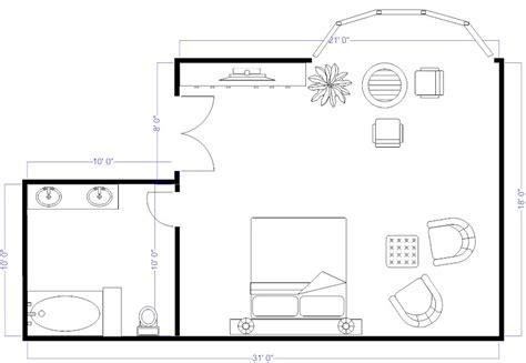 master bedroom floor plan design ideas decorin