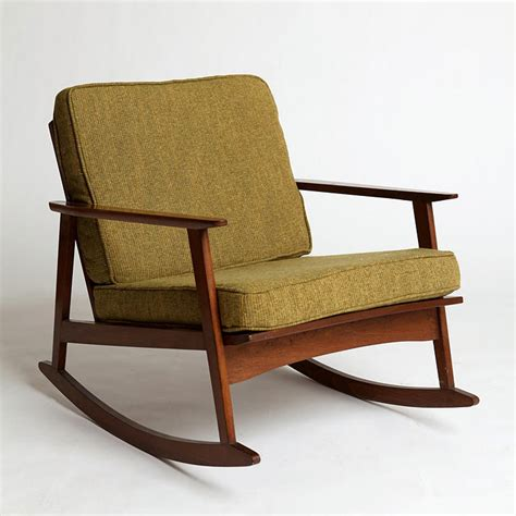 Midcentury Rocker Chair  Making It Lovely