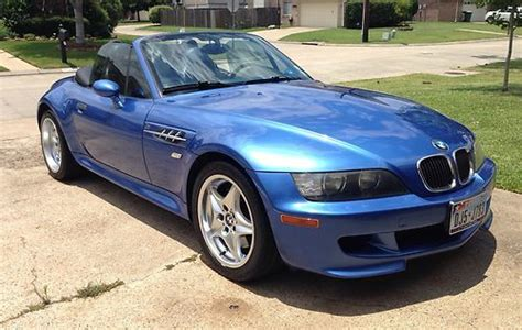 Find Used 2000 Bmw Z3 M Roadster Convertible ( E46 E36 E30