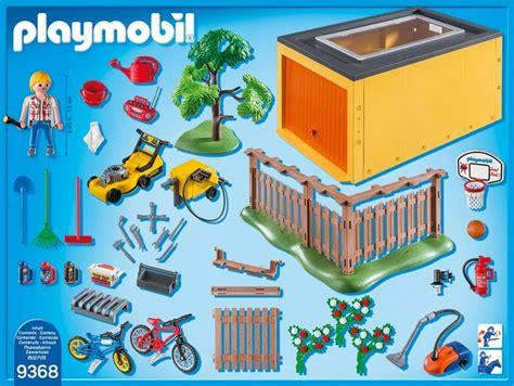Playmobil City Life 9368 Pas Cher  Garage Avec
