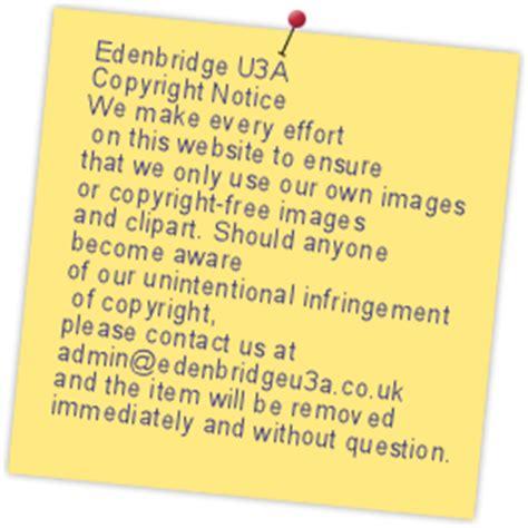 edenbridge u3a groups