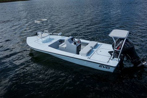 Skiff Life by East Cape S Evo Skiff Exceeds Expectations Skiff Life