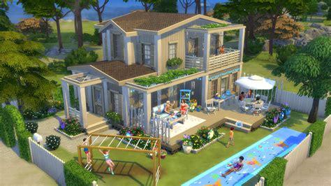 Galerie Im Rampenlicht 5 Mit Die Sims 4 Gartenspaß