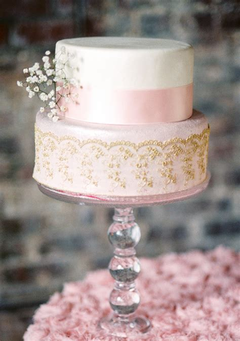pink and gold cake pink and gold wedding ideas 100 layer cake