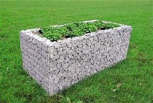 Hochbeet Mit Steinen : gabionen hochbeet bauen lagerhaus ~ Whattoseeinmadrid.com Haus und Dekorationen