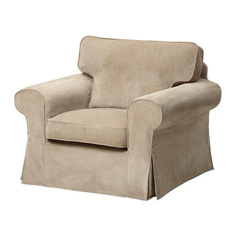 ektorp housse de fauteuil vellinge beige ikea