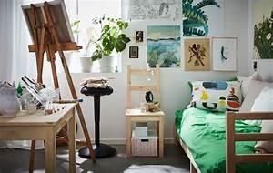 Zimmer Gestalten Ikea : wohnheim zimmer kreativ einrichten tipps ideen ikea at ~ Markanthonyermac.com Haus und Dekorationen