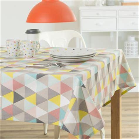 nappe serviette et d 233 coration de table maisons du monde