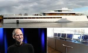 Steve Jobs Boat by Steve Jobs Yacht Revealed 260 Foot Ship Finished Year