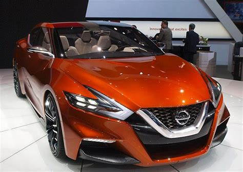 2018 Nissan Maxima Review And Price  Cars Review 2019 2020