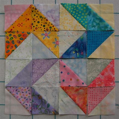 Triangle Quilt Border Templates by A Weekly Dose Of Triangles Stars And Pinwheels A Daily
