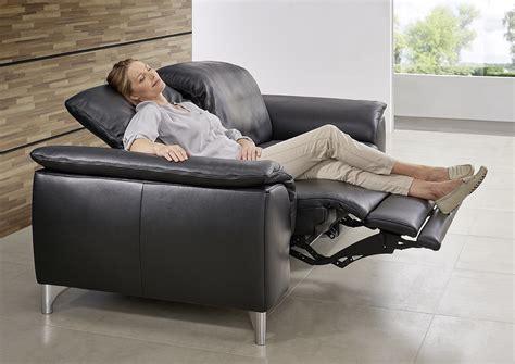 canap 233 2 places supr 234 merelax 233 lectrique ergonomique en cuir