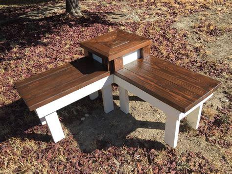 Hometalk  Diy Corner Bench With Builtin Table
