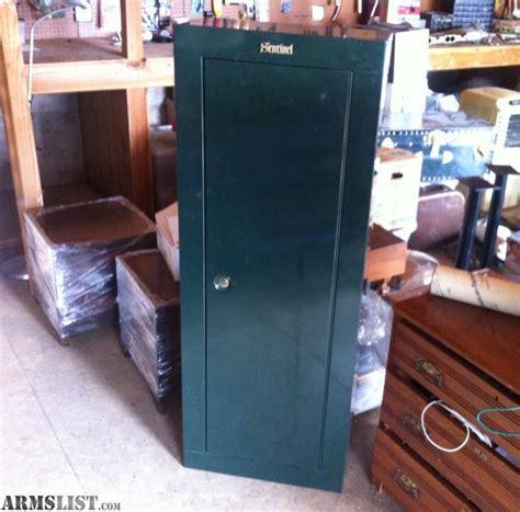 armslist for sale trade sentinel brand gun cabinet locker safe