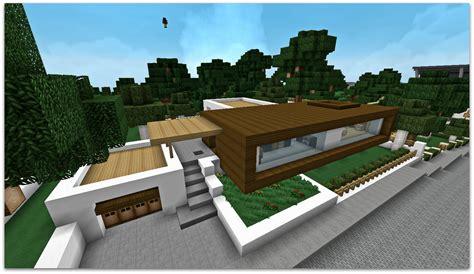 minecraft maison moderne ventana