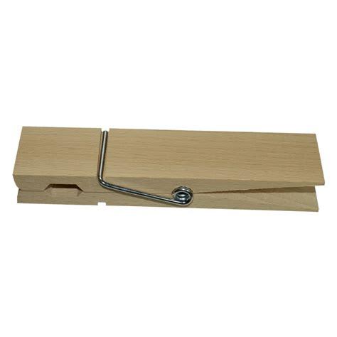 pince 224 linge g 233 ante en bois grande pince 224 linge en bois 15x3 5cm pour la d 233 co le bureau le
