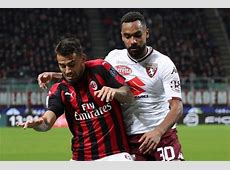 Olympiacos vs AC Milan Official lineups and live